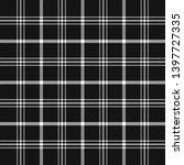 tartan plaid. scottish pattern... | Shutterstock .eps vector #1397727335