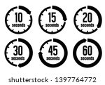 clock   timer  time passage ...   Shutterstock .eps vector #1397764772