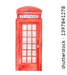British Red Telephone Box...