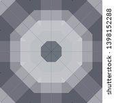 multicolor mosaic texture.... | Shutterstock . vector #1398152288