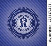 business ribbon icon inside... | Shutterstock .eps vector #1398171875
