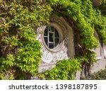 Round Circular Window...