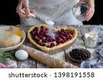 Bake A Fruit Cake In The Shape ...