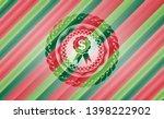 business ribbon icon inside... | Shutterstock .eps vector #1398222902