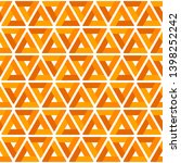 geometric background made of...   Shutterstock .eps vector #1398252242