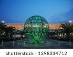 da nang vietnam   4 may 2019  ... | Shutterstock . vector #1398334712