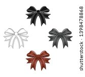 node  ornamentals  frippery ... | Shutterstock .eps vector #1398478868