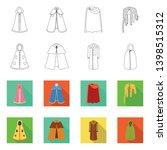 vector illustration of material ... | Shutterstock .eps vector #1398515312