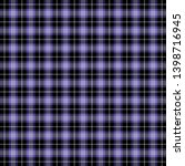 tartan plaid. scottish pattern... | Shutterstock .eps vector #1398716945