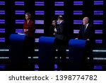 brussels  belgium. 15th may... | Shutterstock . vector #1398774782