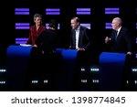 brussels  belgium. 15th may... | Shutterstock . vector #1398774845