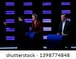brussels  belgium. 15th may... | Shutterstock . vector #1398774848
