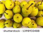 fresh pear fruits for health  | Shutterstock . vector #1398933488