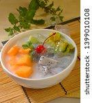 sop buah or es buah is an...   Shutterstock . vector #1399010108