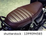 Motorcycle Classic Leather Seat....