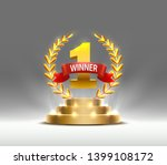 stage podium with lighting ...   Shutterstock .eps vector #1399108172