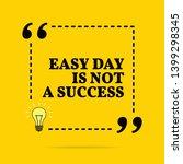 inspirational motivational... | Shutterstock . vector #1399298345