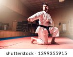 Martial Arts Master On Fight...