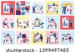 vector illustrations of the...   Shutterstock .eps vector #1399497485