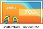 tropical and summer time... | Shutterstock .eps vector #1399508255
