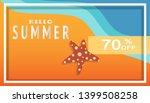 tropical and summer time... | Shutterstock .eps vector #1399508258