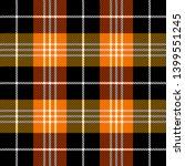 tartan plaid. scottish pattern... | Shutterstock .eps vector #1399551245