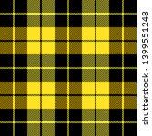 tartan plaid. scottish pattern... | Shutterstock .eps vector #1399551248