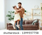 happy father's day  family dad...   Shutterstock . vector #1399557758