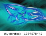 abstract art screensaver.... | Shutterstock . vector #1399678442