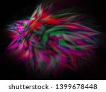 abstract art screensaver.... | Shutterstock . vector #1399678448