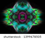abstract art screensaver.... | Shutterstock . vector #1399678505