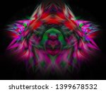 abstract art screensaver.... | Shutterstock . vector #1399678532