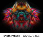 abstract art screensaver.... | Shutterstock . vector #1399678568