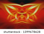 abstract art screensaver.... | Shutterstock . vector #1399678628