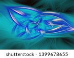 abstract art screensaver.... | Shutterstock . vector #1399678655