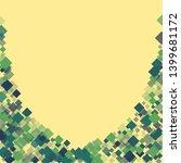rhombus ornate minimal... | Shutterstock .eps vector #1399681172