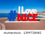 nice  france   september 27 ... | Shutterstock . vector #1399728482