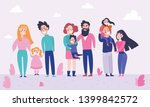 global day of parents in... | Shutterstock .eps vector #1399842572