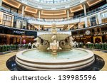 Dubai  Uae   April 29  Mall Of...