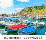 nice  france   may 10  2013 ... | Shutterstock . vector #1399962938