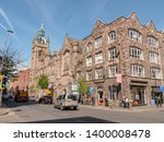 belfast  northern ireland  uk   ... | Shutterstock . vector #1400008478