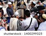 jerusalem  israel   march 8 ... | Shutterstock . vector #1400299325