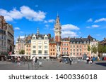 City Of Lille  North Of France...
