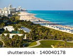 south beach  miami  florida | Shutterstock . vector #140040178