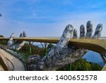 Golden Hand Bridge  Danang ...
