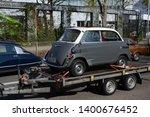 essen  germany   april 10  2019 ... | Shutterstock . vector #1400676452