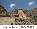 armenia  noravank circa may... | Shutterstock . vector #1400688188