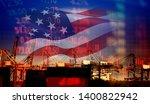 Usa America Trade War Economy...