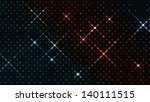 the abstract stellar background ... | Shutterstock .eps vector #140111515