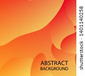 dynamic texture background with ... | Shutterstock .eps vector #1401140258
